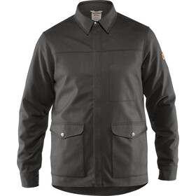 Fjällräven Greenland Re-Wool Shirt Jacke Herren grey